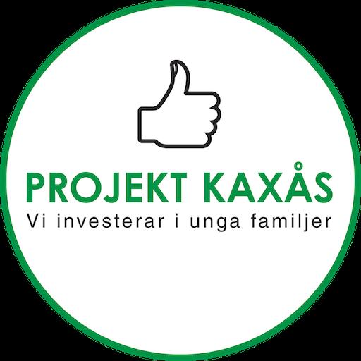 Projekt Kaxås logotyp